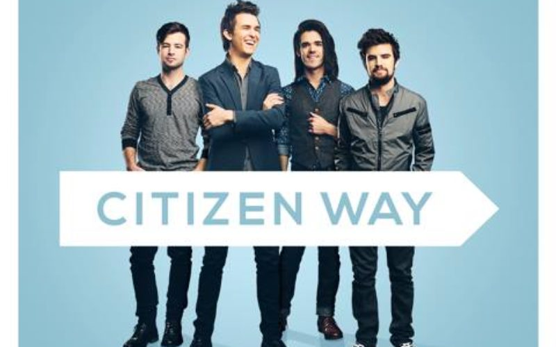 Citizen Way Coming to Grace on September 30th!