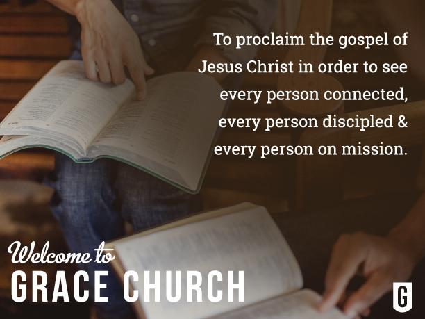 God's Glorious Grace & Purpose